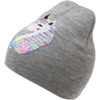 Accessoires Mädchen Schirmmütze Universal Textiles  Grau