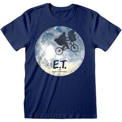 Kleidung T-Shirts E.t. The Extra-Terrestrial  Blau