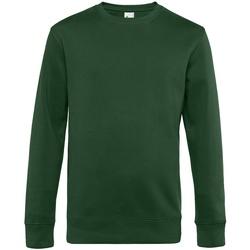 Kleidung Herren Sweatshirts B&c WU01K Flaschengrün