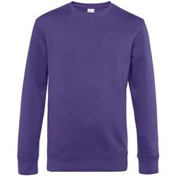 Kleidung Herren Sweatshirts B&c WU01K Violett