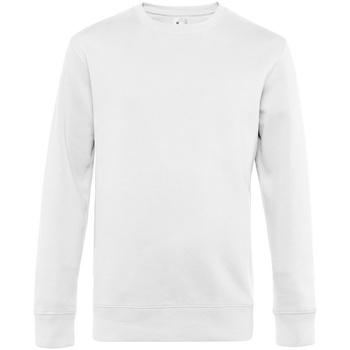 Kleidung Herren Sweatshirts B&c WU01K Weiß