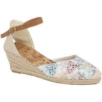 Schuhe Damen Sandalen / Sandaletten Cipriata  Multicolor
