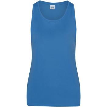 Kleidung Damen Tops Awdis JC026 Saphirblau