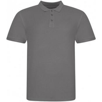 Kleidung Herren Polohemden Awdis JP100 Graphit
