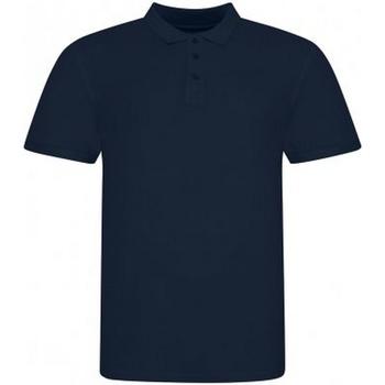 Kleidung Herren Polohemden Awdis JP100 Dunkelblau