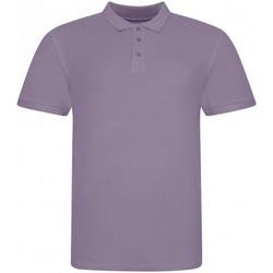 Kleidung Herren Polohemden Awdis JP100 Violett