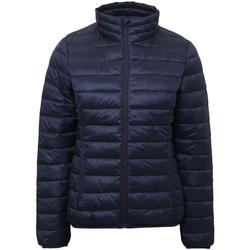 Kleidung Damen Jacken 2786 TS30F Marineblau