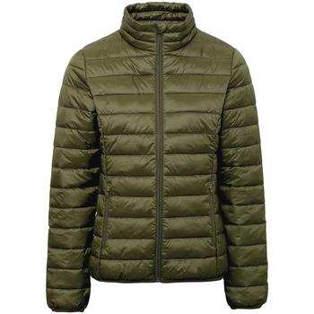 Kleidung Damen Jacken 2786 TS30F Olive