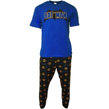Kleidung Herren Pyjamas/ Nachthemden Dessins Animés  Schwarz