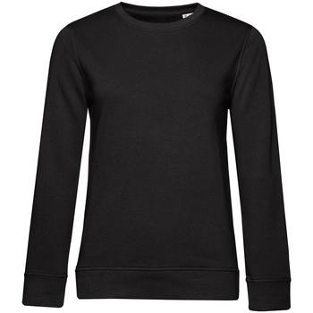 Kleidung Damen Sweatshirts B&c WW32B Schwarz