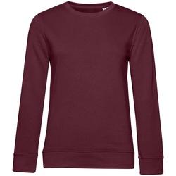 Kleidung Damen Sweatshirts B&c WW32B Burgunder