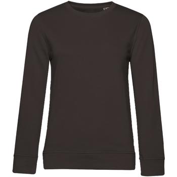 Kleidung Damen Sweatshirts B&c WW32B Kaffeebraun