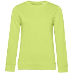 Kleidung Damen Sweatshirts B&c WW32B Limettengrün