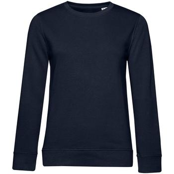 Kleidung Damen Sweatshirts B&c WW32B Marineblau