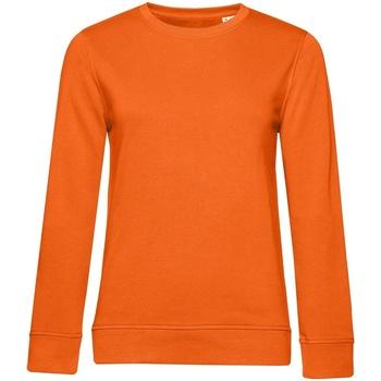 Kleidung Damen Sweatshirts B&c WW32B Orange