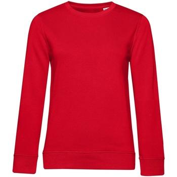 Kleidung Damen Sweatshirts B&c WW32B Rot