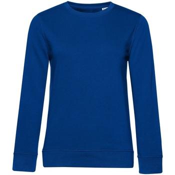 Kleidung Damen Sweatshirts B&c WW32B Königsblau