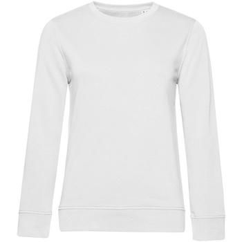Kleidung Damen Sweatshirts B&c WW32B Weiß