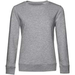 Kleidung Damen Sweatshirts B&c WW32B Grau meliert