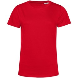 Kleidung Damen T-Shirts B&c TW02B Rot