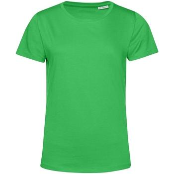 Kleidung Damen T-Shirts B&c TW02B Apfelgrün