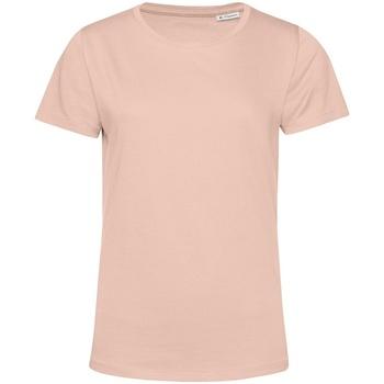 Kleidung Damen T-Shirts B&c TW02B Rosa