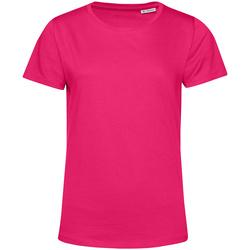 Kleidung Damen T-Shirts B&c TW02B Magenta