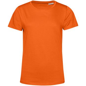 Kleidung Damen T-Shirts B&c TW02B Orange