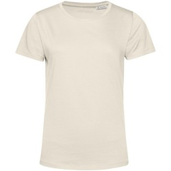 Kleidung Damen T-Shirts B&c TW02B Naturweiß