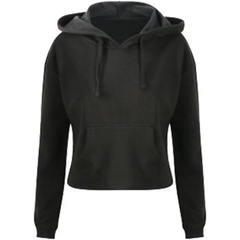 Kleidung Damen Sweatshirts Awdis JH016 Tiefschwarz