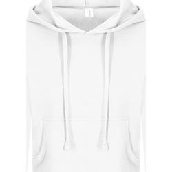 Kleidung Damen Sweatshirts Awdis JH016 Schneeweiß