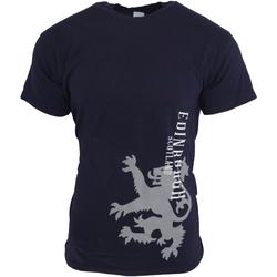 Kleidung Herren T-Shirts Universal Textiles  Marineblau