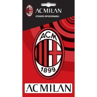 Home Stickers Ac Milan Taille unique Rot