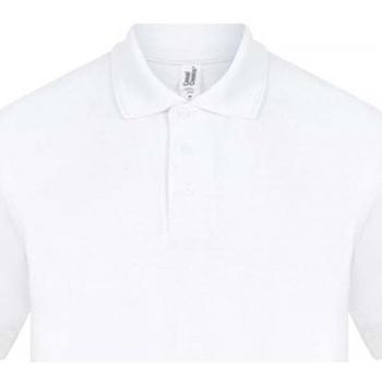 Kleidung Herren Polohemden Casual Classics  Weiß