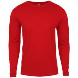 Kleidung Herren Langarmshirts Next Level NX3601 Rot