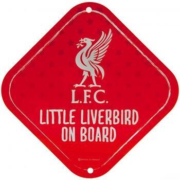 Accessoires Sportzubehör Liverpool Fc  Rot