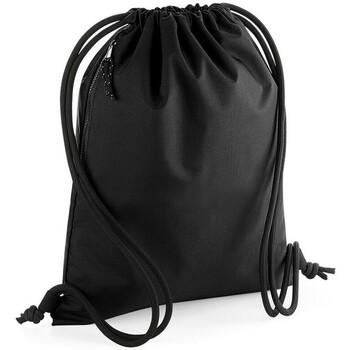 Taschen Sporttaschen Bagbase BG281 Schwarz