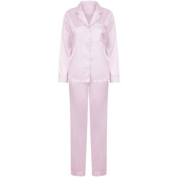 Kleidung Damen Pyjamas/ Nachthemden Towel City TC55 Helles Pink