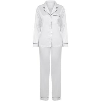 Kleidung Damen Pyjamas/ Nachthemden Towel City TC55 Weiß