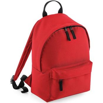 Taschen Rucksäcke Bagbase BG125S Rot