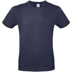 Kleidung Damen T-Shirts B And C BA210 Navy
