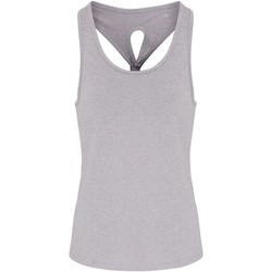 Kleidung Damen Tops Tridri TR042 Grau