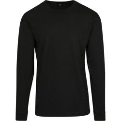 Kleidung Herren Sweatshirts Build Your Brand BY091 Schwarz