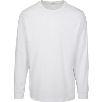 Kleidung Herren Sweatshirts Build Your Brand BY091 Weiß