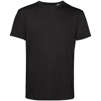 Kleidung Herren T-Shirts B&c BA212 Schwarz