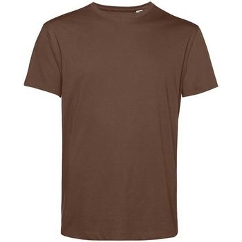 Kleidung Herren T-Shirts B&c BA212 Kaffeebraun