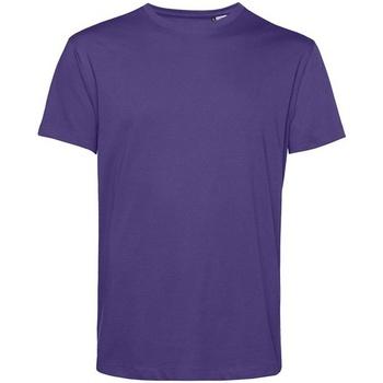 Kleidung Herren T-Shirts B&c BA212 Kräftiges Violett