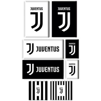 Home Stickers Juventus Taille unique Weiß/Schwarz