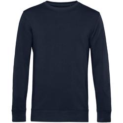 Kleidung Herren Sweatshirts B&c WU31B Blau