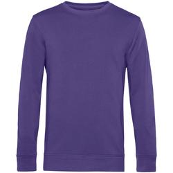 Kleidung Herren Sweatshirts B&c WU31B Violett